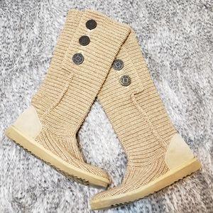 UGG Tall Knit Boots